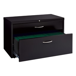 Box File Two Drawer Credenza