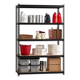 Heavy Duty 2300LB Shelving w/ Five Shelves
