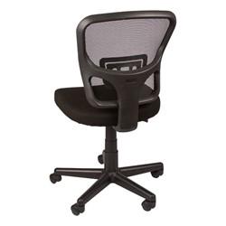 Economy Mesh Back Task Chair - Back view