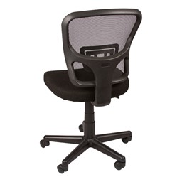 Economy Mesh Back Task Chair - Back view