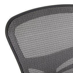 Breathable Mesh Office Chair - Back - Detail
