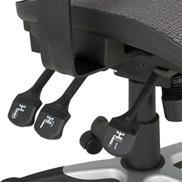 Breathable Mesh Office Chair - Controls