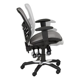 Breathable Mesh Office Chair - Adjustability