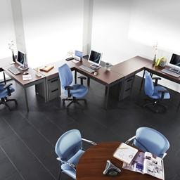 Heavy-Duty Utility Tables w/ Scratch-Resistant Paint