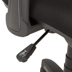 Mesh Back & Seat Task Chair - Adjustable Height