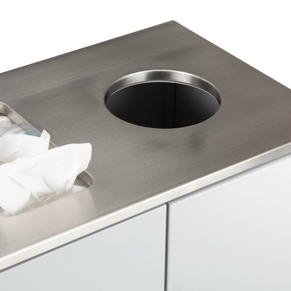 PPE Stainless Steel Sanitation Station
