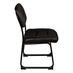 Comforo Guest Chair w/ out Arms, back view