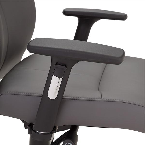 Ergonomic Multi-Adjustable Executive Chair - Arms