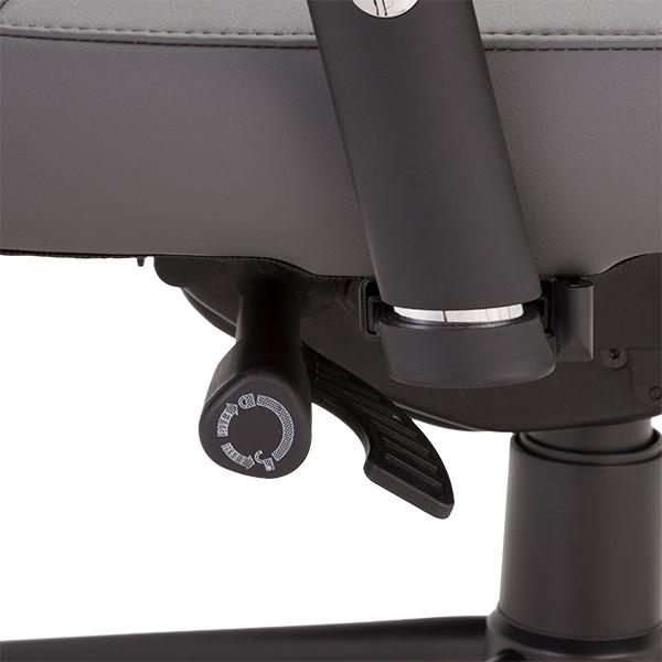 Ergonomic Multi-Adjustable Executive Chair - Handle