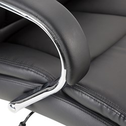 Everest Series Big & Tall Executive Chair - Arm - Detail