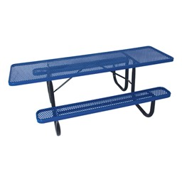 ADA Double-Sided Heavy-Duty Picnic Table