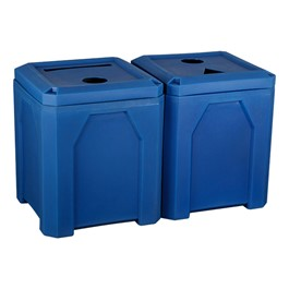 Two Unit Recycling System