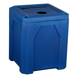 Two Unit Recycling System - Top detail