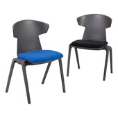 Upholstered Stackable Chairs