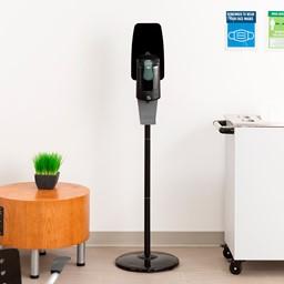 Hand Sanitizer Station w/ Hand Sanitizer Dispenser & Stand