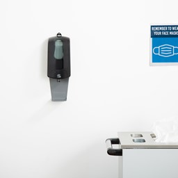 Hand Sanitizer Station w/ Hand Sanitizer Dispenser