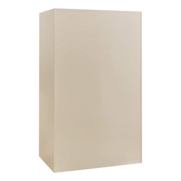 Heavy Duty Storage Cabinet w/ Adjustable Shelves - Back