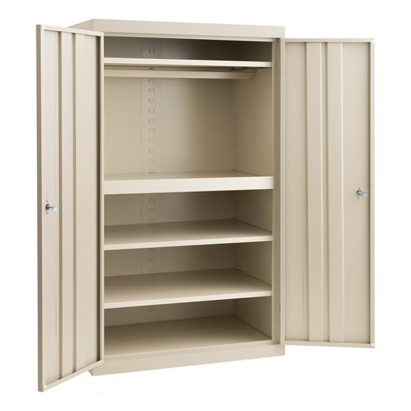 Heavy Duty Storage Cabinet w/ Adjustable Shelves