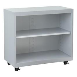 "Heavy Duty Mobile Bookcase (33\"" H)"