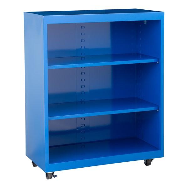 "Heavy Duty Mobile Bookcase (45"" H)"