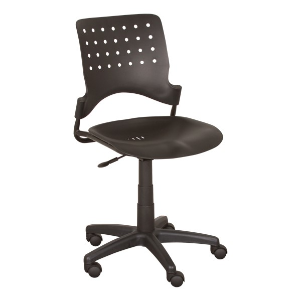 Ballard Plastic Office Chair