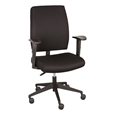 Multi-Adjustable Office Chair w/ Arms