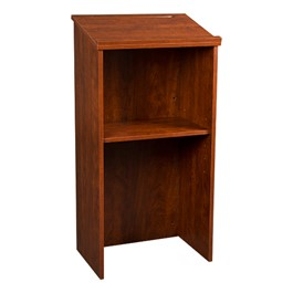 Stand-Up Lectern - Cherry