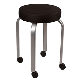 Padded Mobile Stool