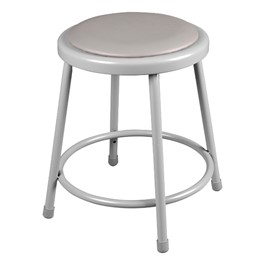 Learniture Padded Metal Lab Stool 18 Quot H At School Outfitters