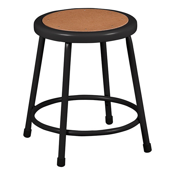 Outstanding Learniture Metal Lab Stool Black At School Outfitters Lamtechconsult Wood Chair Design Ideas Lamtechconsultcom