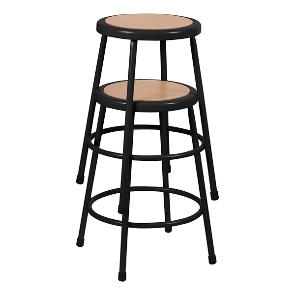 Wondrous Learniture Metal Lab Stool Black At School Outfitters Lamtechconsult Wood Chair Design Ideas Lamtechconsultcom