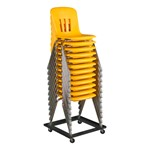 Heavy Duty Stack Chair Dolly - Chairs not included