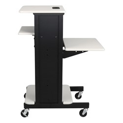 Laptop Caddy Presentation Cart