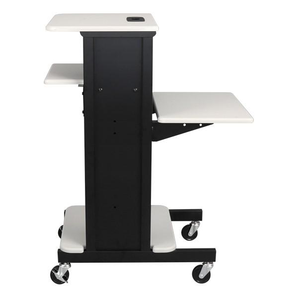 Laptop Caddy Presentation Cart