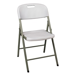 Blow-Molded Folding Chair