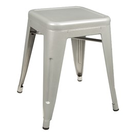 Peachy Metal Stack Stool 18 H Onthecornerstone Fun Painted Chair Ideas Images Onthecornerstoneorg