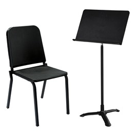 Melody Series Music Chair & Music Stand