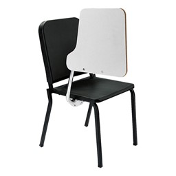 8200 Series Melody Music Chair - Shown w/ optional tablet arm