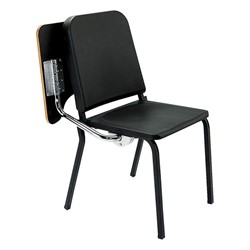 8200 Series Melody Music Chair -  Shown w/ optional tablet arm flipped back