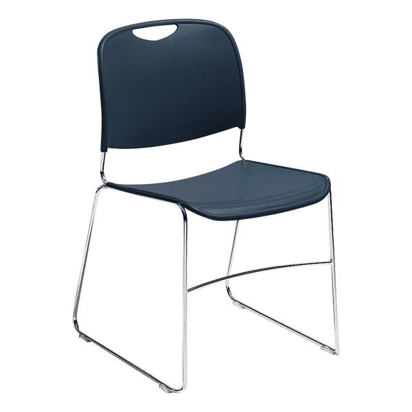 8500 School Chair - Navy