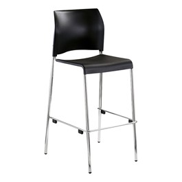 8800 Series Vinyl Cafetorium Bar Stool
