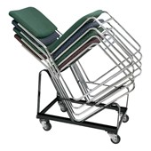 Stackable Chair Dollies