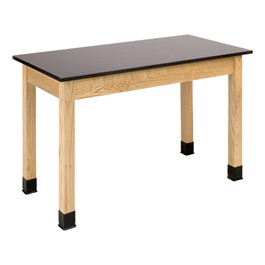 Science Lab Table w/ Phenolic Top