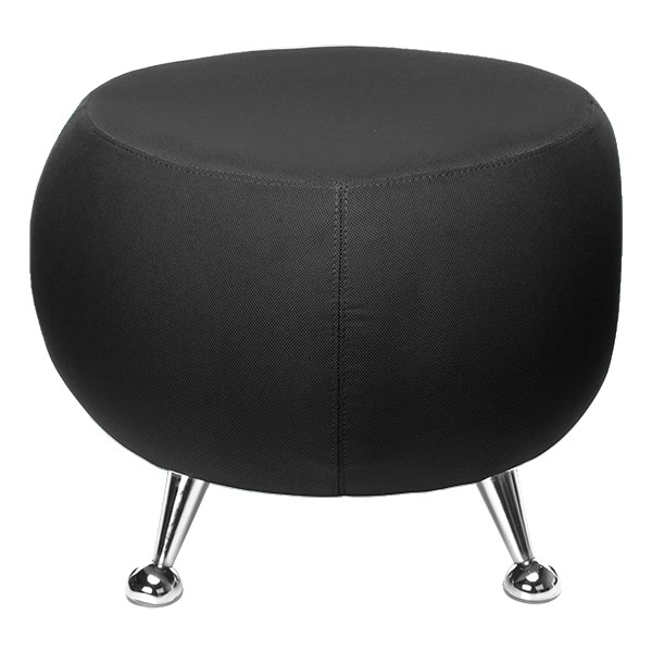 Jupiter Stool - Black - Back