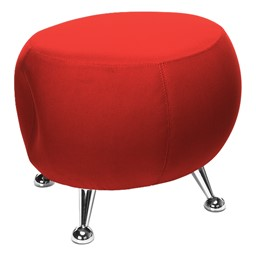 Jupiter Stool - Red