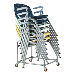 305/306 Series Chair Dolly<BR>Chairs not included