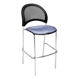 Moon Series Cafe Stool - Lavender