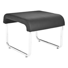 UNO Series Lounge Seating – Bench - Black