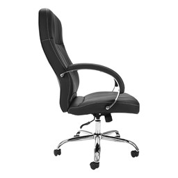 Stimulus Series Executive Office Chair - High Back - Side view