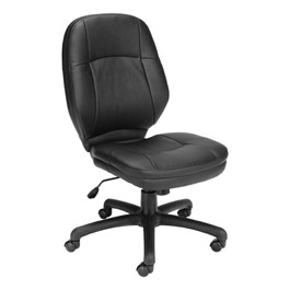 Stimulus Series Mid-Back Chair w/o Arm Rests